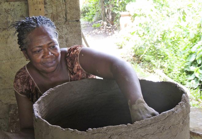 Irena Alphonse, Choiseul, Saint Lucia